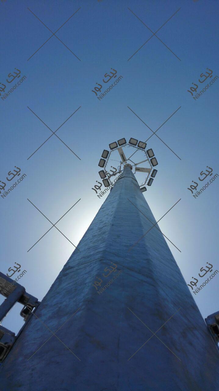 برج نور سبد متحرک
