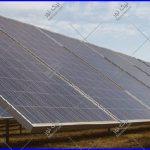 استراکچر پنل سولار و پایه پنل خورشیدی