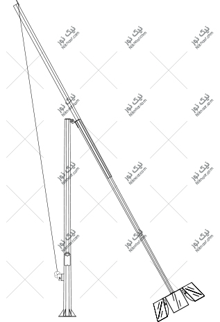 نقشه برج نور تاشو