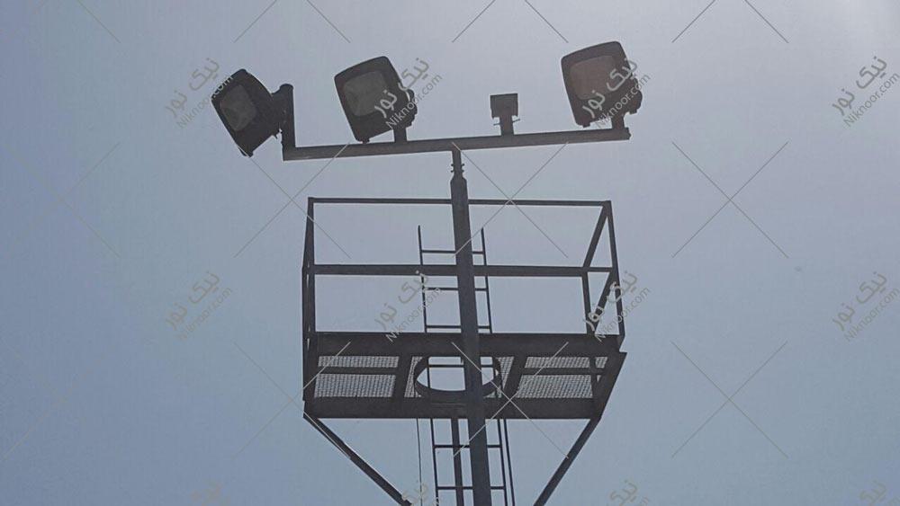 برج نوری ثابت