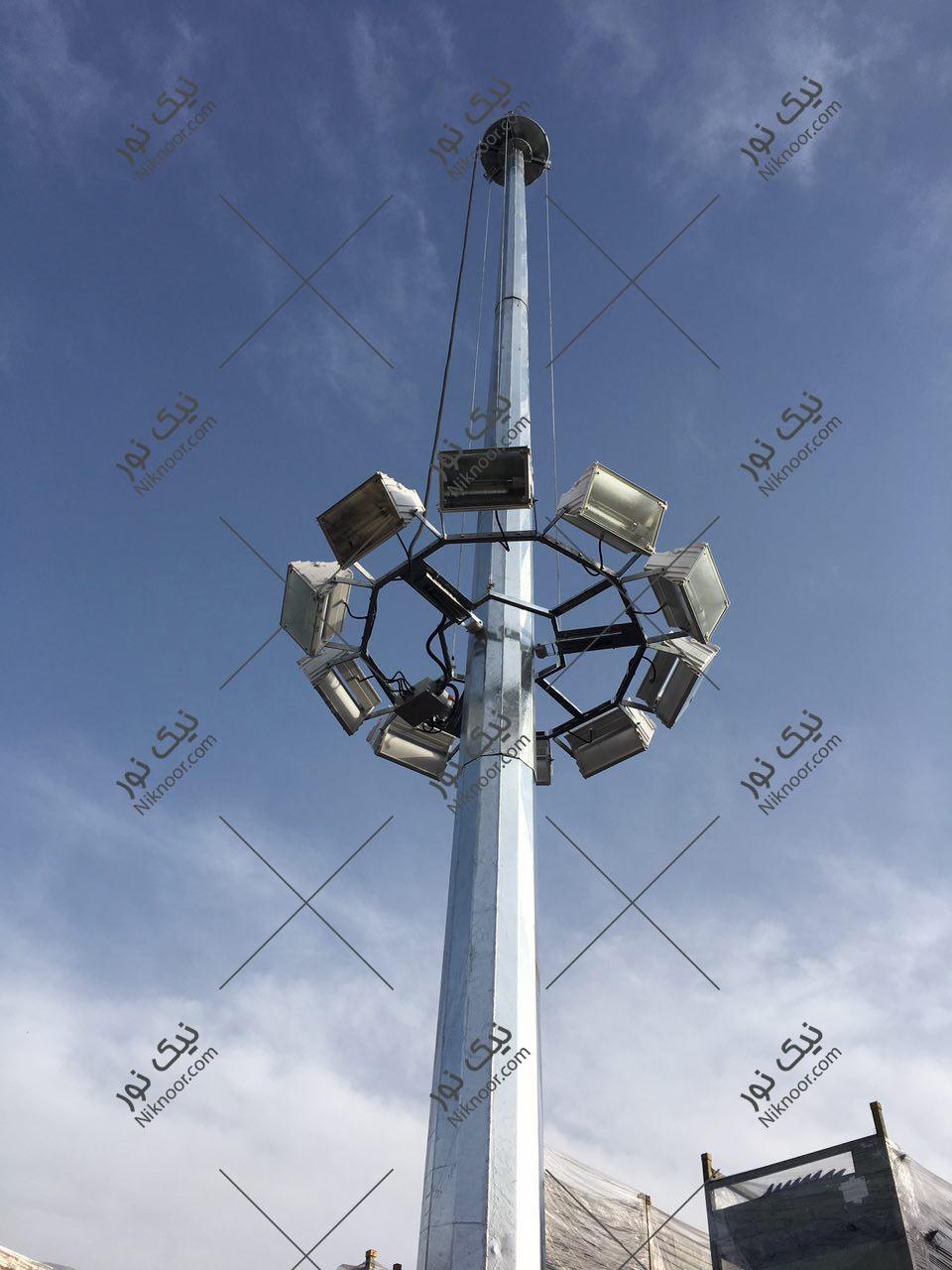 برج نوری متحرک