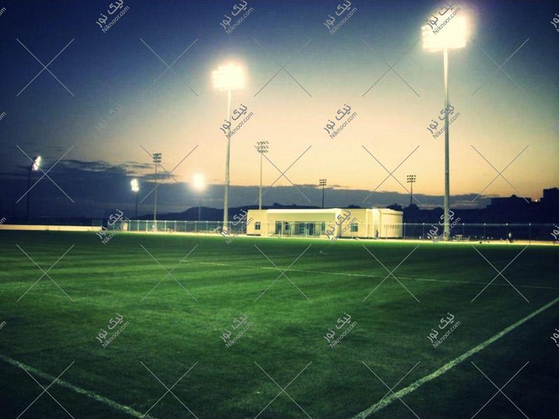 دکل روشنایی استادیومی